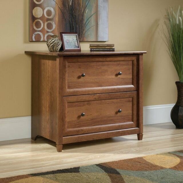 Ordinaire 2 Drawer Lateral File Cabinet Legal Size Filing Executive Wood Office  Furniture