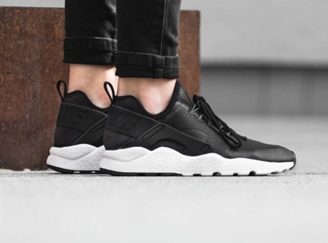 Nike Wmns Air Huarache Run Ultra Premium Women Black