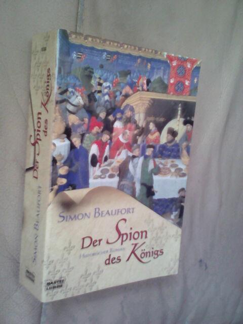 Simon Beaufort: Der Spion des Königs