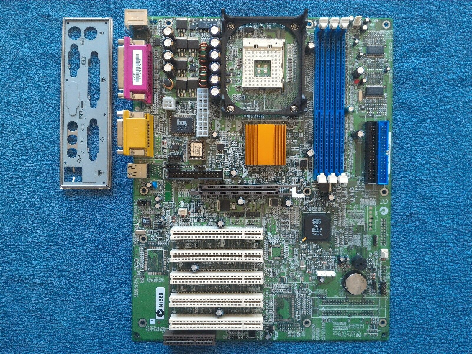 SiS 645 chipset