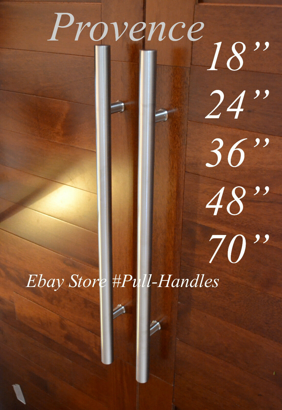 Pull Entry Bar Handle 304 Stainless Steel Entrance Front Door ...