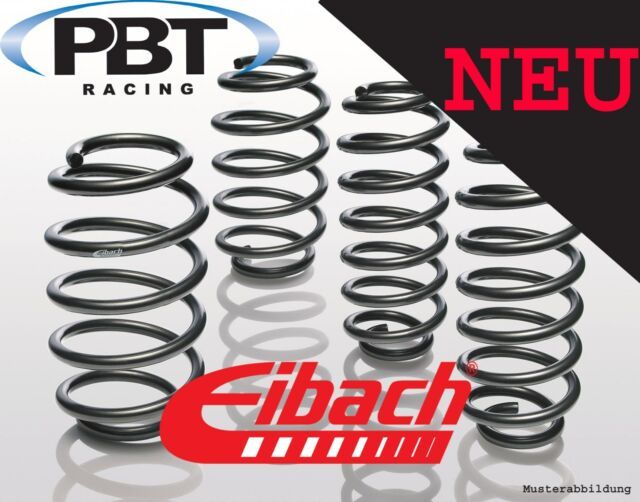 Eibach springs Pro-kit BMW 6 SERIES GRAN COUPÉ (F06) 650i, 650i XD Rive Away