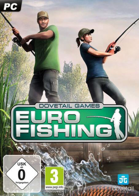 Dovetail Games: Euro Fishing - PC Game - *NEU*