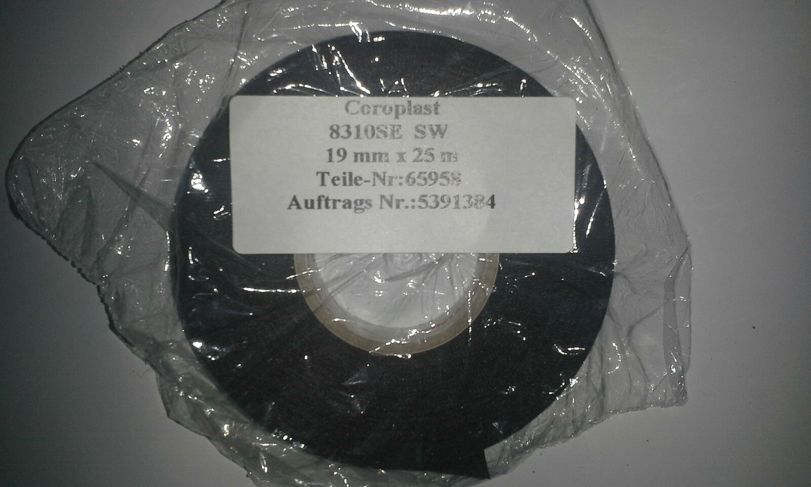 Oem 8310se Coroplast Automotive Adhesive Tape Pet 1 Case Wire Wiring Harness Labels Picture Of 6