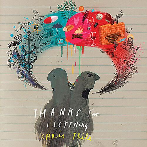 Chris Thile - Thanks For Listening [New Vinyl LP]
