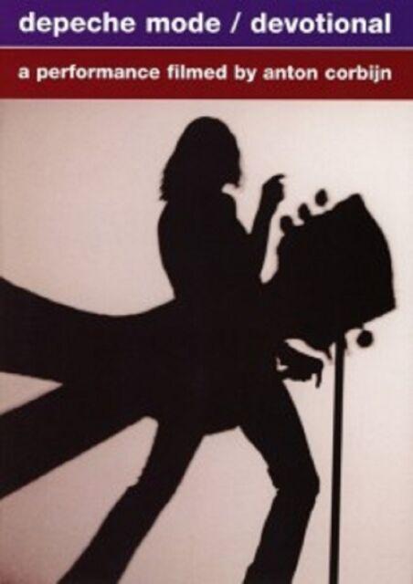 DEPECHE MODE - DEVOTIONAL 2 DVD NEU