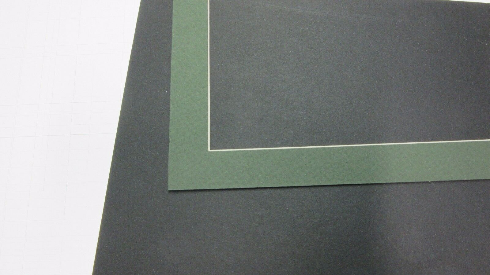 Picture framing mats 11x14 for 10x13 photo or painting forest brand new lowest price jeuxipadfo Gallery