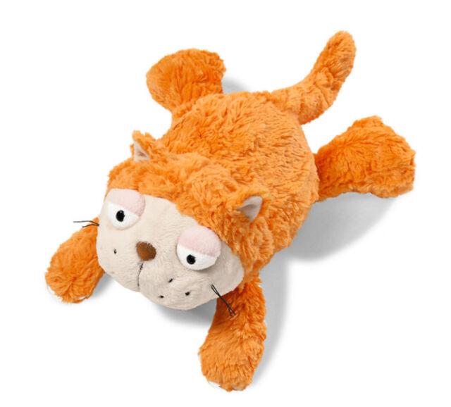 NICI Comic Cats Katze Hungry orange 30 cm liegend