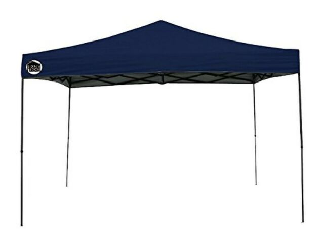 Shade Tech II ST144 12u0027x12u0027 Instant Canopy - Midnight Blue 184455  sc 1 st  eBay & Quik Shade Tech II St144 12 X 12 Instant Canopy Midnight Blue | eBay