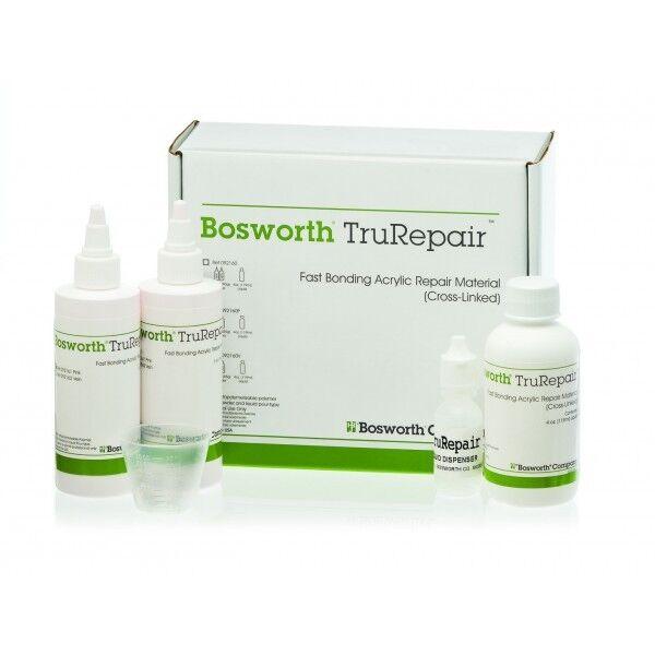 Bosworth Trurepair Fast Bonding Acrylic Repair Kit | eBay