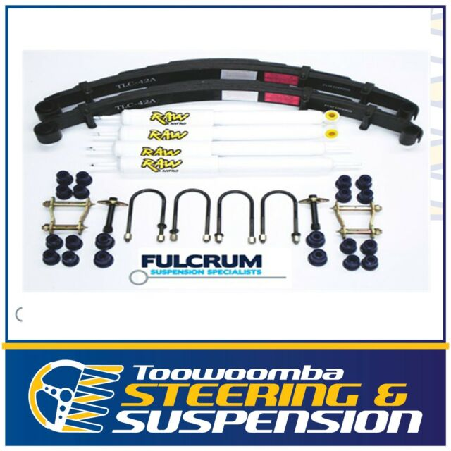 MAZDA BRAVO B2500-2600 87-06 2INCH-50MM RAW SUSPENSION LIFT KIT
