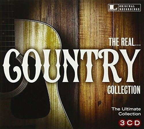Various Artists - Real Country Collection [New CD] UK - Import