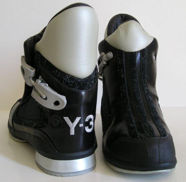 RARE~Adidas Y-3 YOHJI YAMAMOTO SKI JUMP superstar Boots winter Shoes~Mens