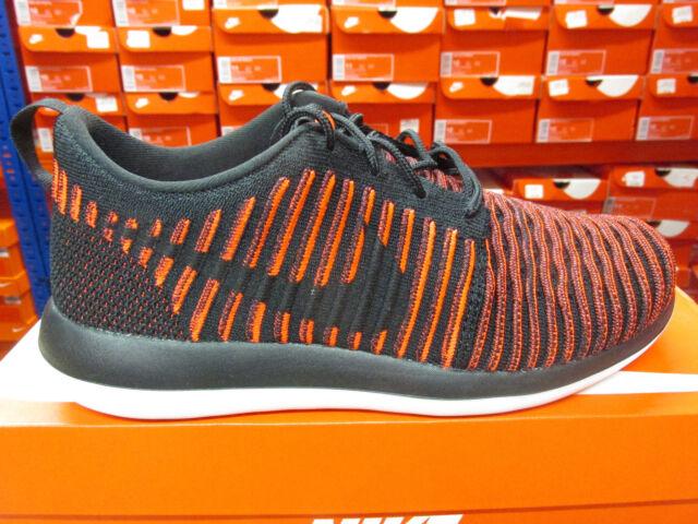 Nike Roshe Da Uomo Corsa Two Flyknit Scarpe Da Ginnastica Scarpe Scarpe da ginnastica 844833 006