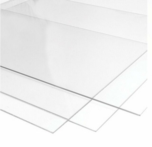 The Frame Centre Perspex Styrene Glass for Photo Picture Frames 1.2 ...