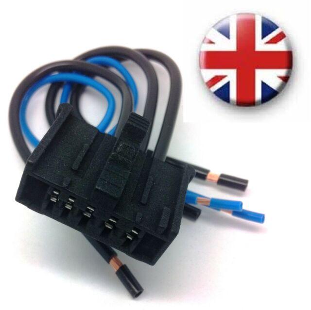 peugeot 206 307 citroen c3 xsara pico heater resistor wiring harness loom