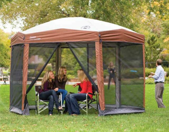 Coleman Instant Screened Canopy 12 X 10