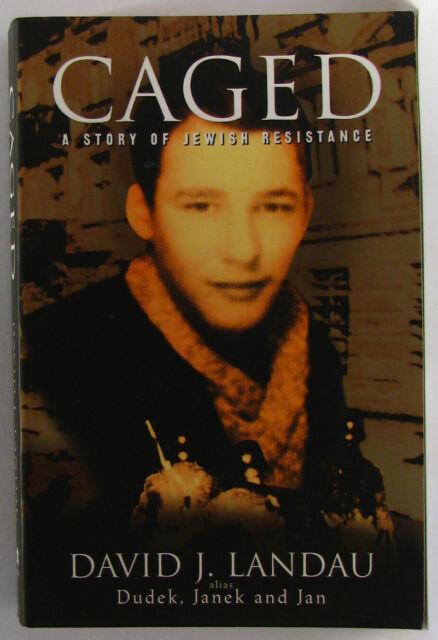 David J. Landau CAGED S/cover Postage Fast & FREE Ask Agnes #OB6,