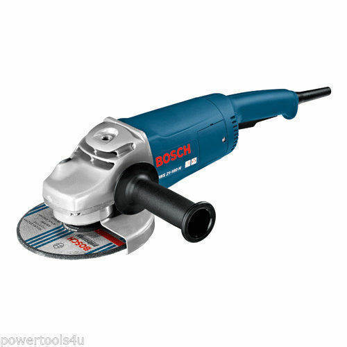 """Bosch GWS22-180H 7"""" Professional Large Angle Grinder 240V 0601881L73"""