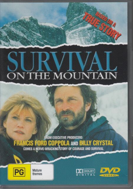 Survival On The Mountain - DVD ALL REGION