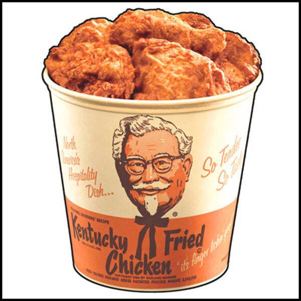 Fridge Fun Refrigerator Magnet KFC Kentucky Fried Chicken ... - photo#4