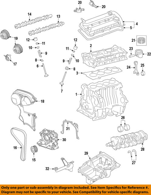 Ford Fusion Engine Parts Identifier Wiring Data