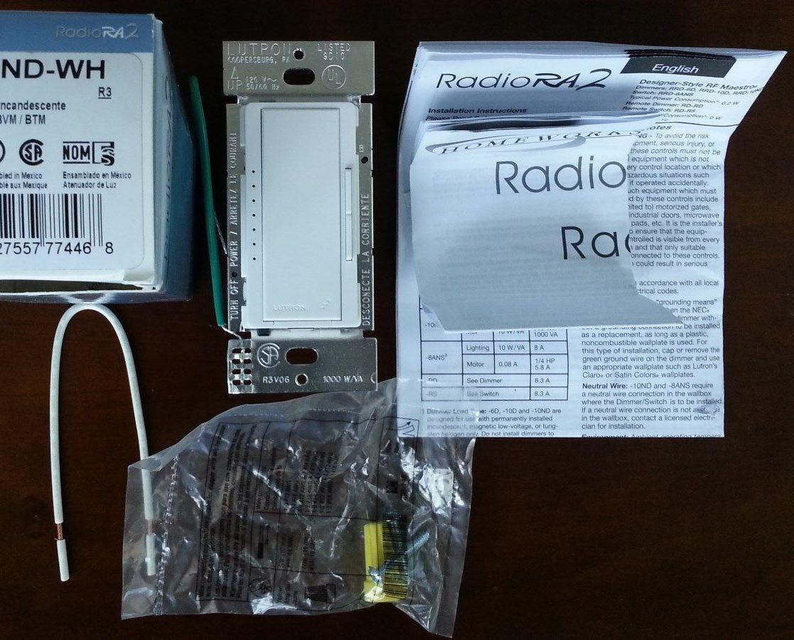 Lutron Radiora 2 Maestro Spec Whelen Lightbar Wiring-diagram Ford 3 ...