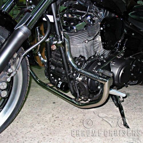 Yamaha Xv1900 XV 1900 Sitz Motor Sturzbügel Schutz mit Eingebauten Highway