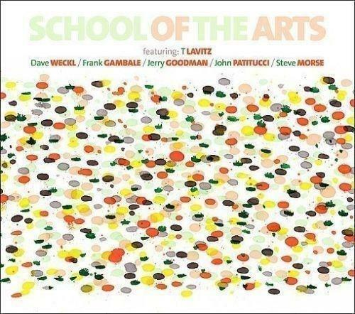 SCHOOL OF THE ARTS - with Dave Weckl Frank Gambale Steve Morse (New & Sealed)