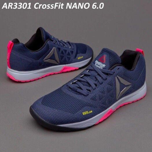 Reebok Nano 6,0 Damestørrelse 7