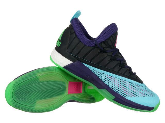 Zapatos adidas crazylight Boost Low hombre  Sport para el baloncesto de Reino Unido