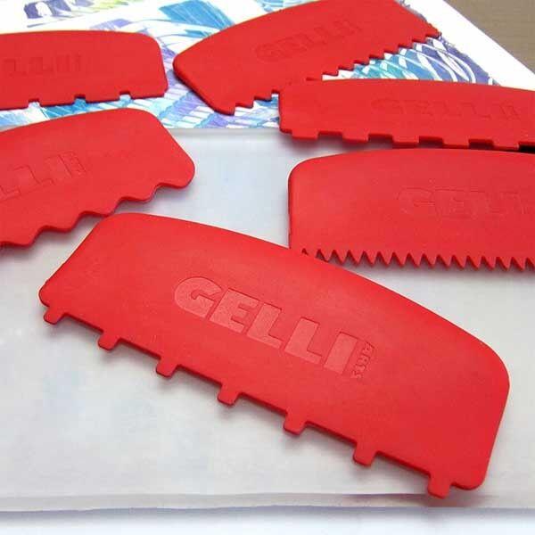 Gelli Arts Printing Tool Round/Square Edge - Choose Shape