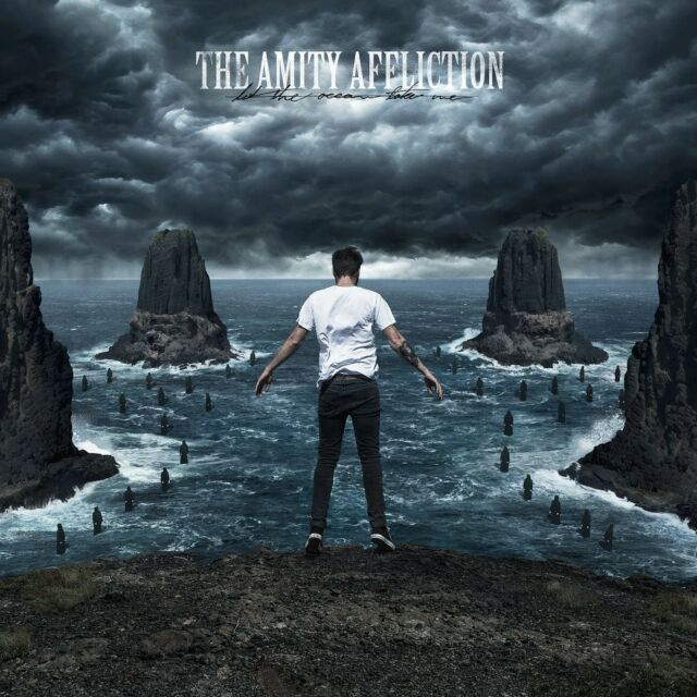 THE AMITY AFFLICTION - LET THE OCEAN TAKE ME  CD NEU