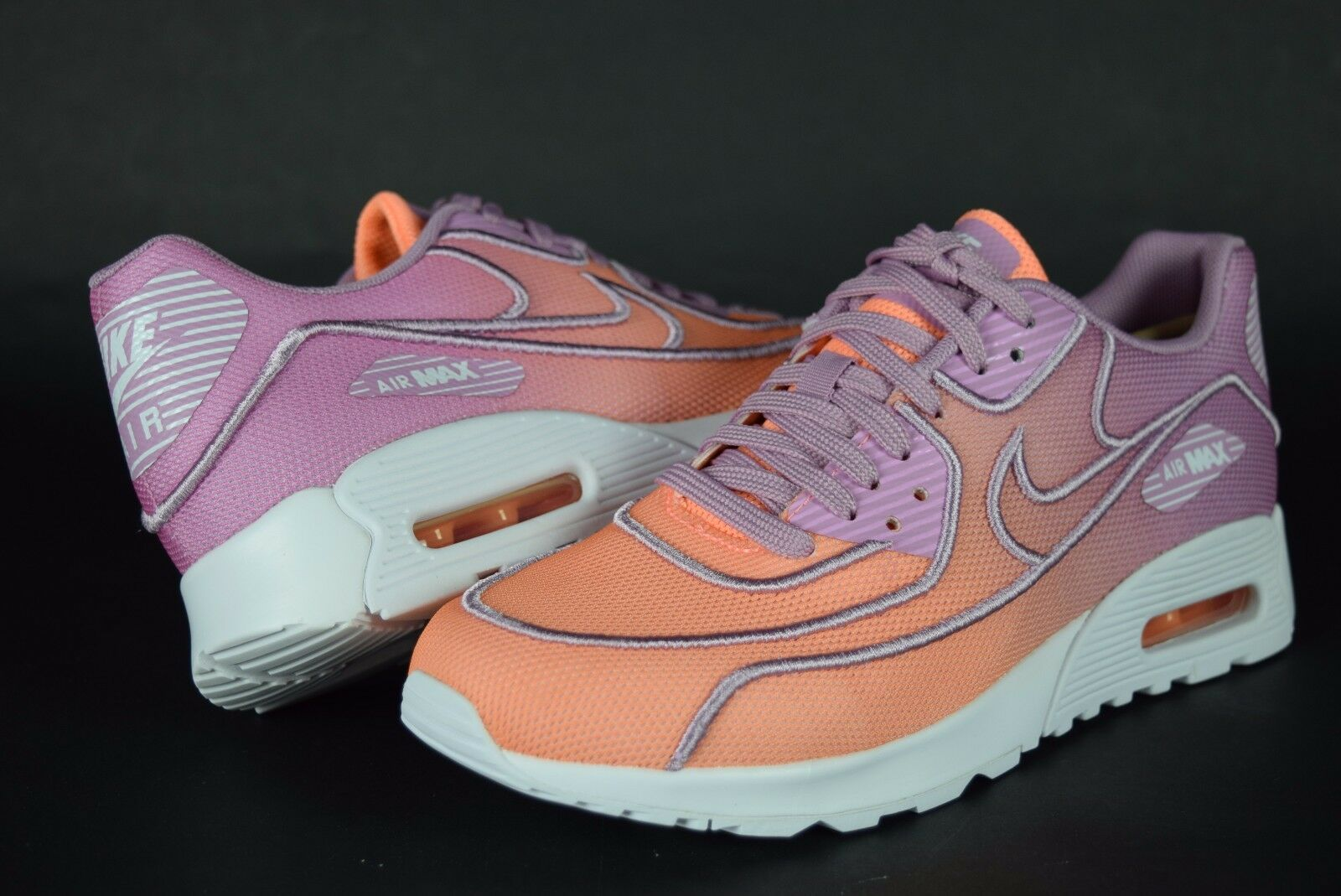 04feab0b193 Womens Air Max 90 Ultra 2.0 BR Sunset Glow  Sunset Glow Orchid 0 Sz 9 Nike  Free 5.0 TR FIT 4 Women s Athletic Shoe ...