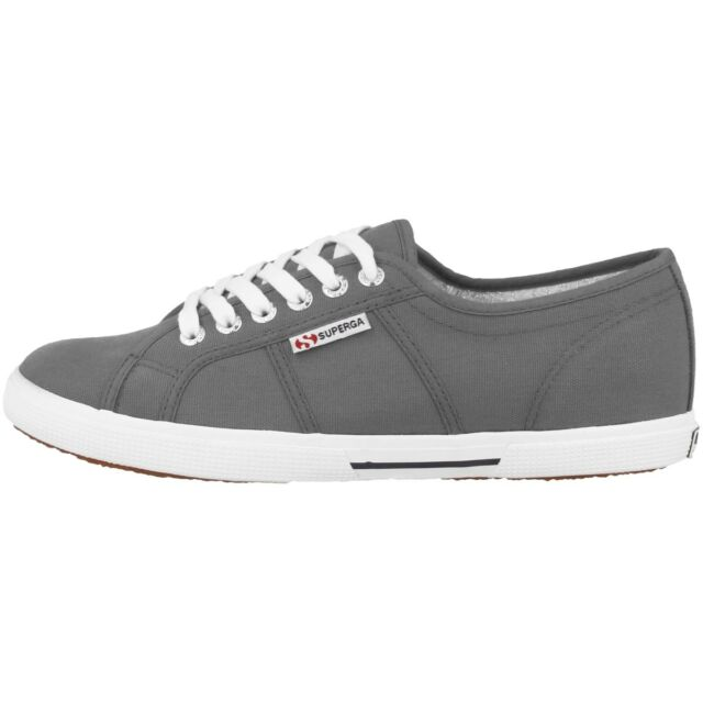 Superga 2950 Cotu Scarpe Unisex Sneaker Sportive Tempo Libero Sneakers Grey s003ig0m38