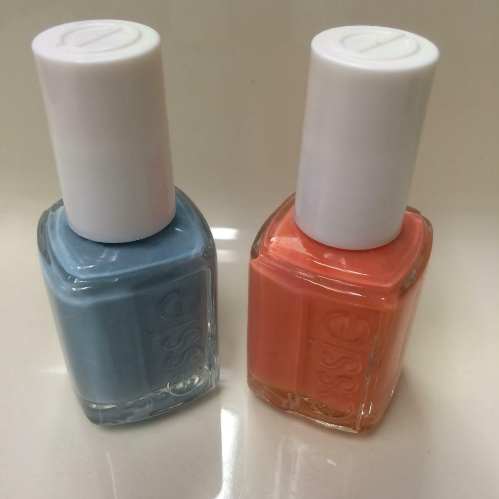 essie Nail Polish Meet The Parents #868/resort Fling #860 Lot/ Set ...
