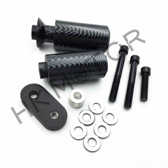 Frame Sliders Crash Protector Yamaha YZF R6 2006-2007 No Cut Carbon ...