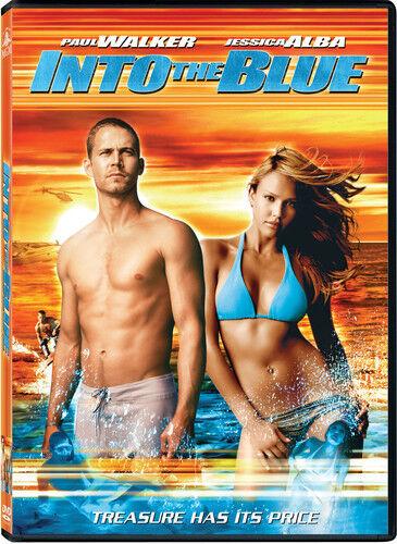 Walker/Alba - Into The Blue (2012, DVD NEW)