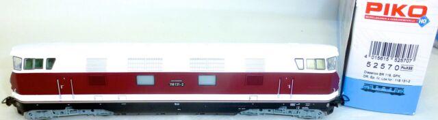 V 118 131 2 Diesellok Ep4 PluX16 DSS NEM KKK Piko 52570 H0 1:87 OVP  HT2 µ *