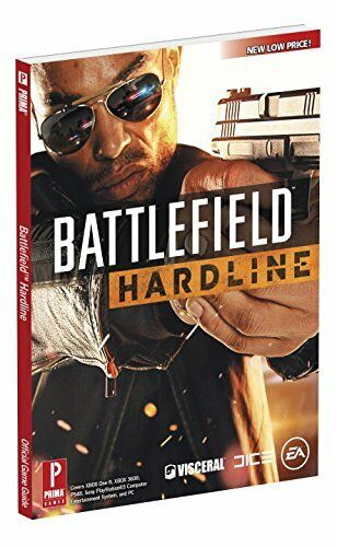 Battlefield Hardline Prima Official Game Guide Brand New 9780804163606