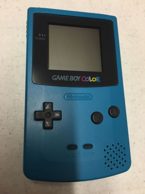 Amazon.com: Game Boy Color - Atomic Purple: Nintendo Game ...