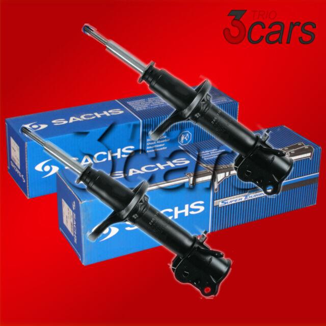 2x Gas Stoßdämpfer SACHS  hinten 280715 Mazda Premacy (CP)
