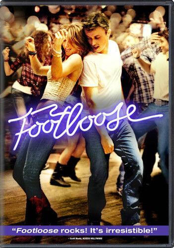Footloose [Includes Digital Copy] [UltraViolet] DVD Region 1 WS