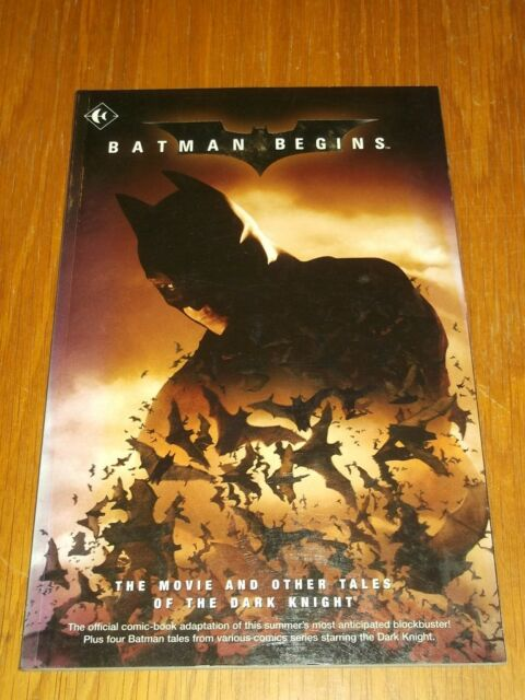Batman Begins Movie and Other Tales of Dark Knight (Paperback)< 9781845760670