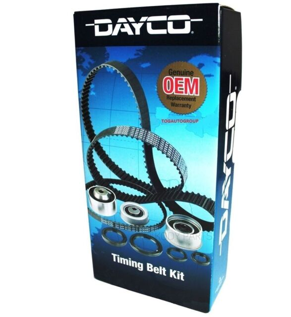 DAYCO TIMING BELT KIT for HOLDEN JACKAROO L1 2.6L 4CYL 4ZE1 07/88-03/92 KTBA079