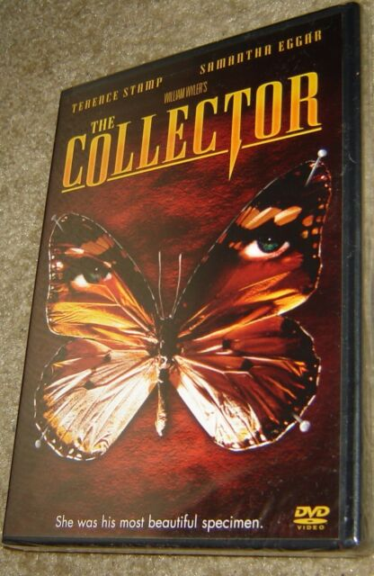 The Collector (DVD, 2002), NEW & SEALED, REGION 1, WIDESCREEN, OSCAR NOMINEE