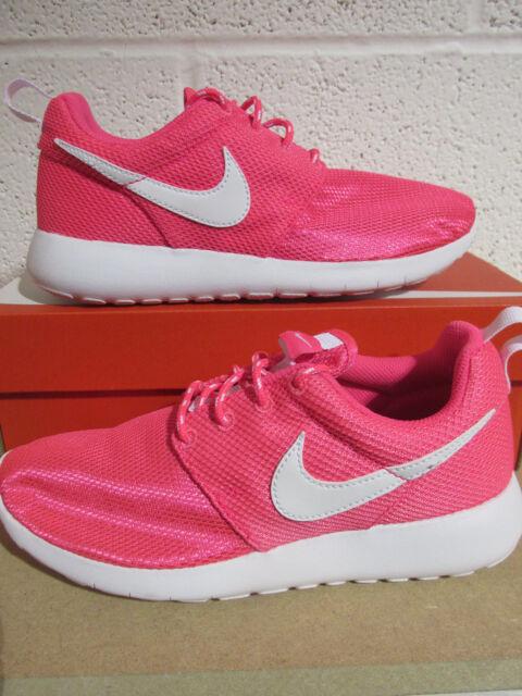 Nike Roshe One Scarpe da corsa lunarlon Jogging Sneakers Casual Fucsia