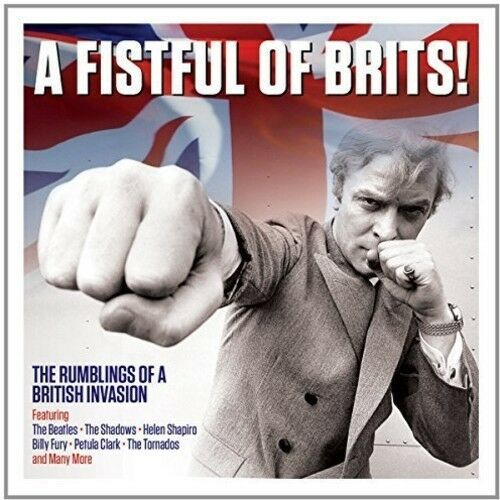Various Artists - Fistful Of Brits! / Various [New CD] UK - Import