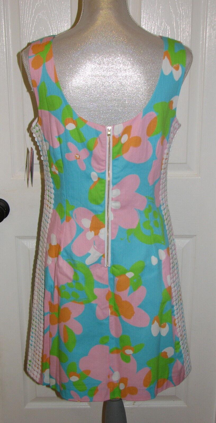 Lilly Pulitzer Delia Shift (shorely Blue Mojo) Women\'s Dress | eBay