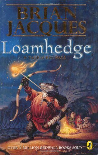 Loamhedge (Tale of Redwall) by Jacques, Brian 0670910686 The Cheap Fast Free